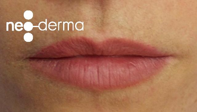lèvres maquillage permanent